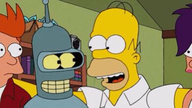 Photo of Los Simpson predijeron Futurama 6 años antes de su estreno