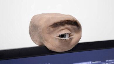Photo of Esta perturbadora Webcam luce como un ojo humano, ¿cómo funciona?