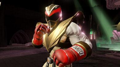 Photo of Power Rangers y Street Fighter se unen en Battle for the Grid