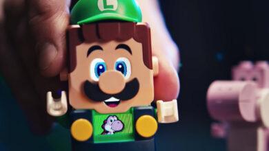 Photo of LEGO Super Mario anuncia su set de Luigi