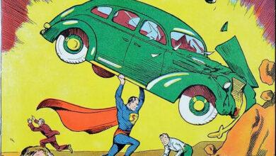 Photo of Superman: cómic de su primera aparición se vende por más de 3 millones de dólares