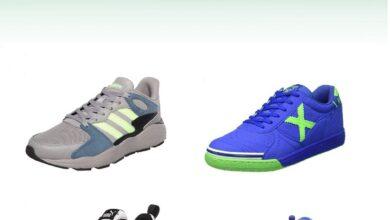 Photo of Chollos en tallas sueltas de zapatillas Adidas, Nike, Saucony o Munich en Amazon