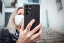 Photo of Si tienes un móvil muy grande, con esta app puedes usarlo con una sola mano fácilmente
