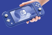 Photo of La nueva Nintendo Switch Lite azul, rebajada en el Aniversario de MediaMarkt: llévatela hoy por 30 euros menos