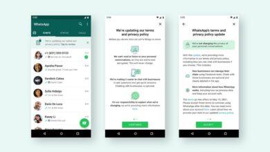 Photo of WhatsApp se retracta: la nueva política de privacidad llega el día 15, pero ahora no aceptarla no afectará a nuestra cuenta