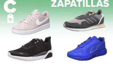 Photo of Chollos en tallas sueltas de  zapatillas Puma, Asics, Adidas o Nike en Amazon