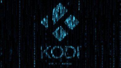 Photo of Kodi 19.1 'Matrix' ya está disponible para descargar: estas son sus novedades