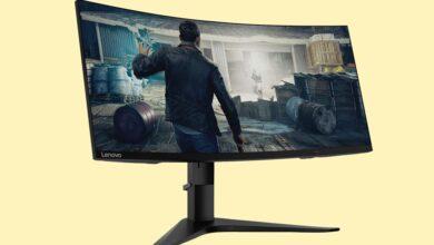 Photo of Si buscas un monitor gaming curvo de grandes dimensiones, esto te interesa: este Lenovo cuesta 200 euros menos en Amazon