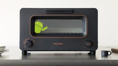 Photo of Una marca japonesa de tostadoras se apunta a fabricar móviles Android con 5G