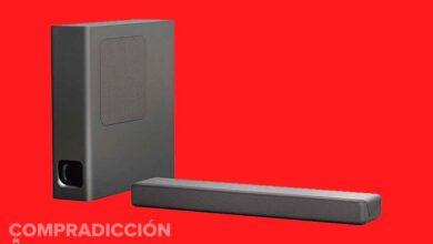Photo of En la Semana Web de MediaMarkt mejorar el audio de tu smart TV con un barra de sonido como la Sony HT-MT300 sale más barato: llévatela por 169 euros