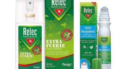 Photo of Pack ahorro antimosquitos Relec Extra Fuerte con Relec Post-Picaduras en spray rebajado a 10,96 euros en Amazon