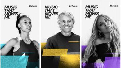 Photo of Apple Music lanza las listas de reproducción que más motivan a varios deportistas españoles