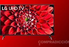 Photo of La smart TV de 43 pulgadas LG 43UN71003LB sale más barata en eBay: la tienes rebajada a 319,99 euros