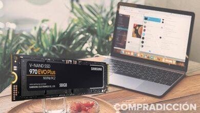 Photo of Tu ordenador volará con un disco duro NVMe como el Samsung 970 Evo Plus con 500 GB de capacidad. Amazon te lo deja más barato por 86,99 euros