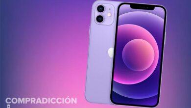 Photo of En color púrpura y con 128 GB, el iPhone 12 más barato te espera en tuimeilibre: lo tienes por 769 euros con 190 de ahorro