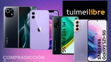 Photo of Precios sin competencia en tuimeilibre para smartphones de gama alta de Samsung, Xiaomi o Apple