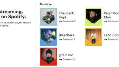 """Photo of Spotify presenta conciertos online por 15 dólares: """"la industria mundial de la música en directo está lejos de volver a la normalidad"""""""