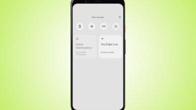 """Photo of Android 12 beta nos deja ver el """"menú de juego"""" oculto"""