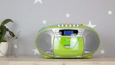 Photo of El mejor radio CD portátil según los comentaristas de Amazon