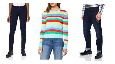 Photo of Chollos en tallas sueltas de camisetas, sudaderas o pantalones Superdry, Levi's o Pepe Jeans a la venta en Amazon