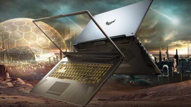 Photo of Este potente portátil gaming de 17 pulgadas cuesta 250 euros menos ahora en PcComponentes: ASUS TUF Gaming F17 FX706LI-HX205 por 949 euros con envío gratis