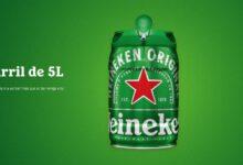 Photo of El barril de cerveza más vendido de Amazon es de Heineken, no necesita grifo y te lo envían gratis a casa en packs de 10 litros