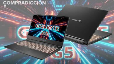 Photo of Este portátil gaming Gigabyte Aorus G5 lleva 300 euros de rebaja y tarjeta gráfica RTX3060