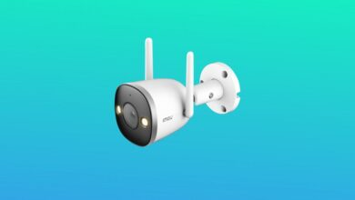 Photo of Esta cámara de vigilancia inalámbrica envía avisos a tu móvil si detecta la presencia de personas y hoy la tienes por 25,99 euros con un cupón de descuento