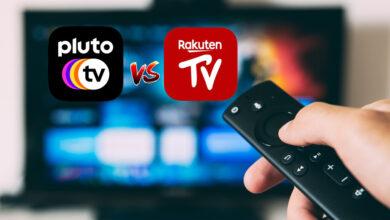 Photo of Pluto TV vs Rakuten TV: comparativa de estas plataformas para ver series y películas gratis y sin registro en más de 130 canales