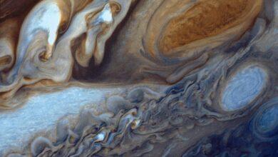 Photo of Espacio: en Júpiter las gotas de lluvias son de helio