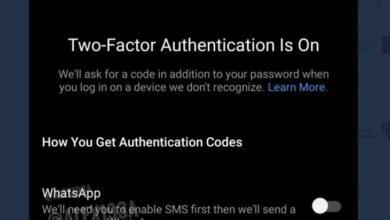 Photo of Instagram podría permitir la autenticación 2FA enviando códigos a través de WhatsApp