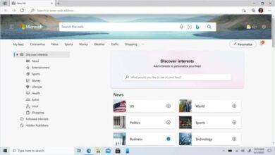Photo of Microsoft Edge añade nuevos temas y opciones para personalizar su apariencia