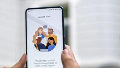 Photo of Microsoft Teams facilitará participar en reuniones grandes desde el móvil