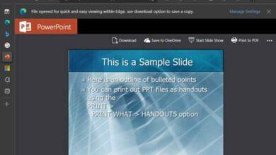Photo of Microsoft Edge traerá integración nativa con archivos Office y el buscador de Windows