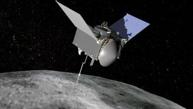 Photo of La sonda Osiris-Rex empieza su camino de vuelta a la Tierra con muestras del asteroide Bennu