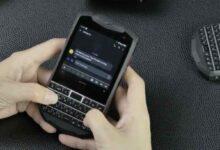 Photo of Un móvil compacto con Android y teclado físico que triunfa en Kickstarter