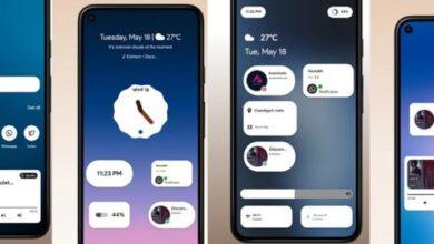 Photo of Los widgets de Android 12 ya están disponibles y así puedes tenerlos en tu móvil