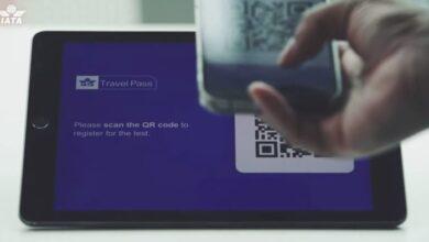 Photo of IATA Travel Pass, para viajar con un certificado de pruebas y vacunación COVID 19