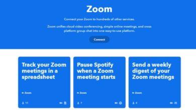 Photo of IFTTT ya puede ayudarnos a automatizar llamadas en Zoom
