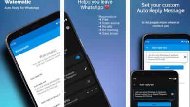 Photo of Watomatic – Para responder en Whatsapp avisando que hemos cambiado a Telegram, automáticamente