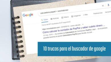 Photo of 10 trucos para utilizar en el buscador de Google