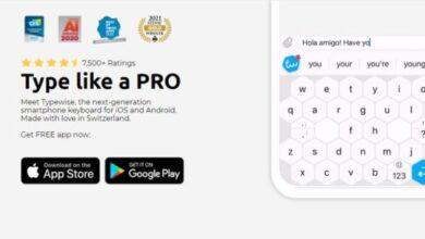 Photo of Typewise presenta nuevo teclado móvil con sistema de corrección mejorado ideal para multilingüismo