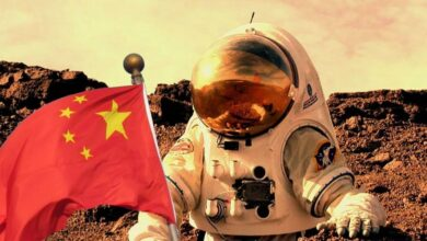 Photo of China hace historia: misión Tianwen-1 posa un vehículo sobre Marte