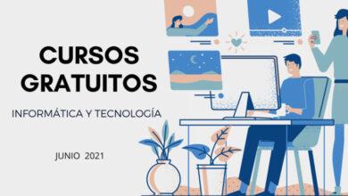 Photo of 30 cursos gratuitos de tecnología para empezar en junio