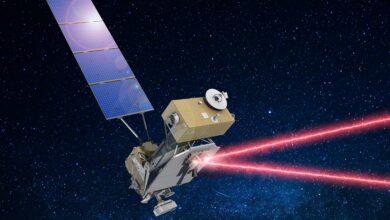 Photo of La NASA prueba tecnología láser para potenciar datos