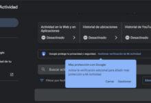 Photo of Google permite proteger el historial de actividad con una verificación adicional