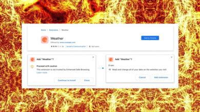 Photo of Google Chrome mostrará un aviso a los usuarios que instalen extensiones de desarrolladores nuevos o no considerados 'de confianza'