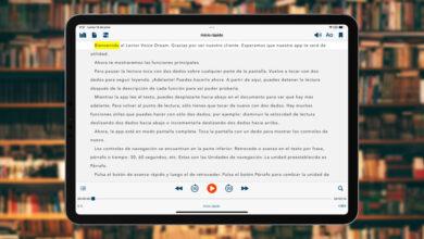 Photo of Voice Dream Reader: la app con la que leer todos nuestros textos de forma cómoda y fácil