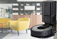 Photo of Amazon tiene otra vez rebajado el robot aspirador más completo de iRobot: Roomba i7+ por 700 euros