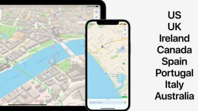 Photo of Los nuevos mapas de Apple Maps llegan a España de forma oficial con iOS 15: realidad aumentada para orientarnos y mucho más detalle
